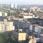 city scape - west london