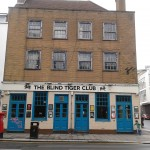Brighton's Blind Tiger Club - now reopened as a thriving bar