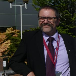 Don Taylor Lead Officer at Fife Council
